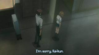Mao-neechan is breaking up with Kai