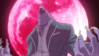 Ginei's true form : A Werewolf