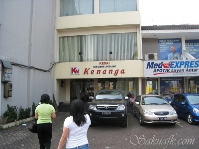 Bakmi Kenanga