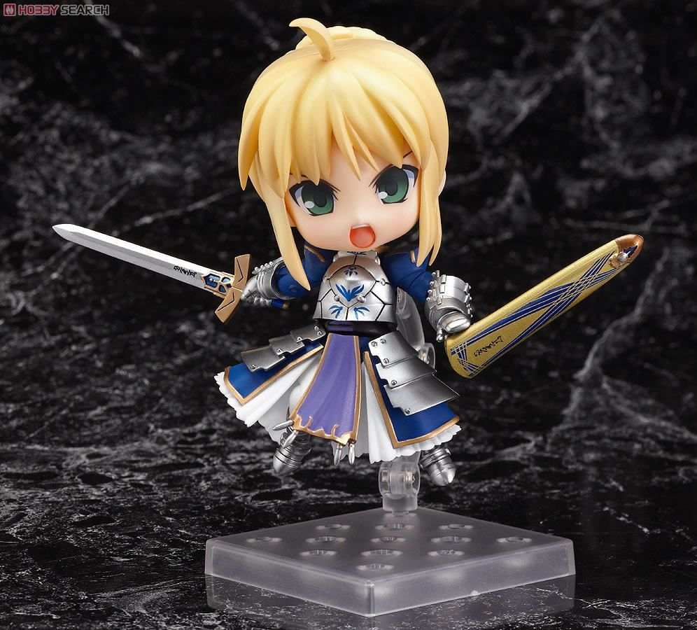 Nendoroid Saber: Super Moveable Edition