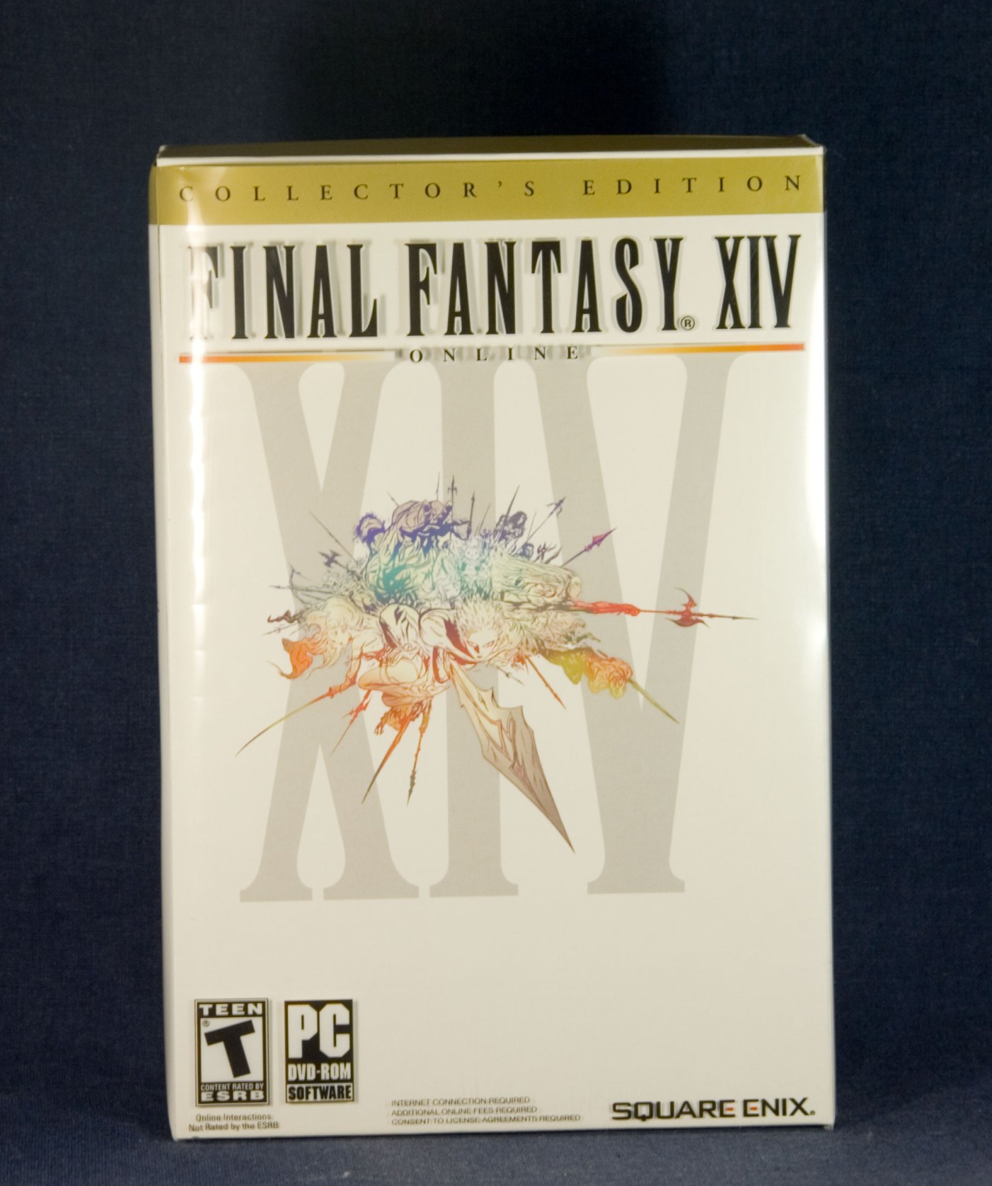 FFXIV Collector Edition (NA Version)
