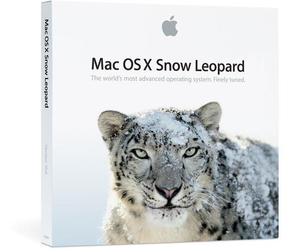 Mac OSX 10.6.3