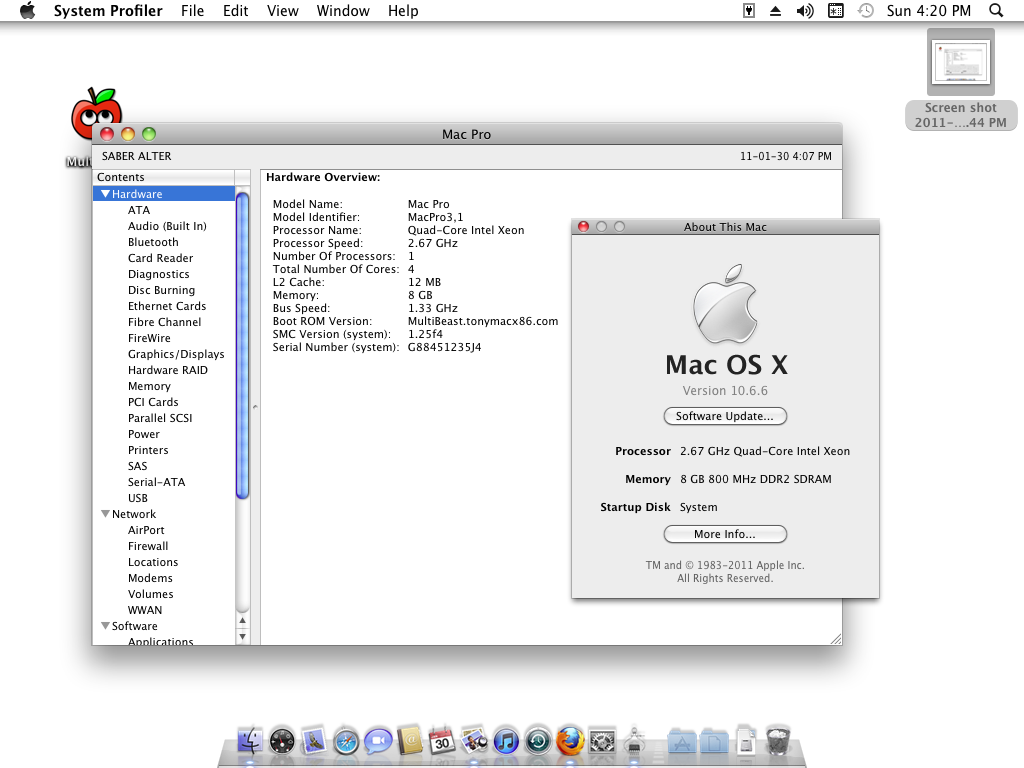 osx86 project