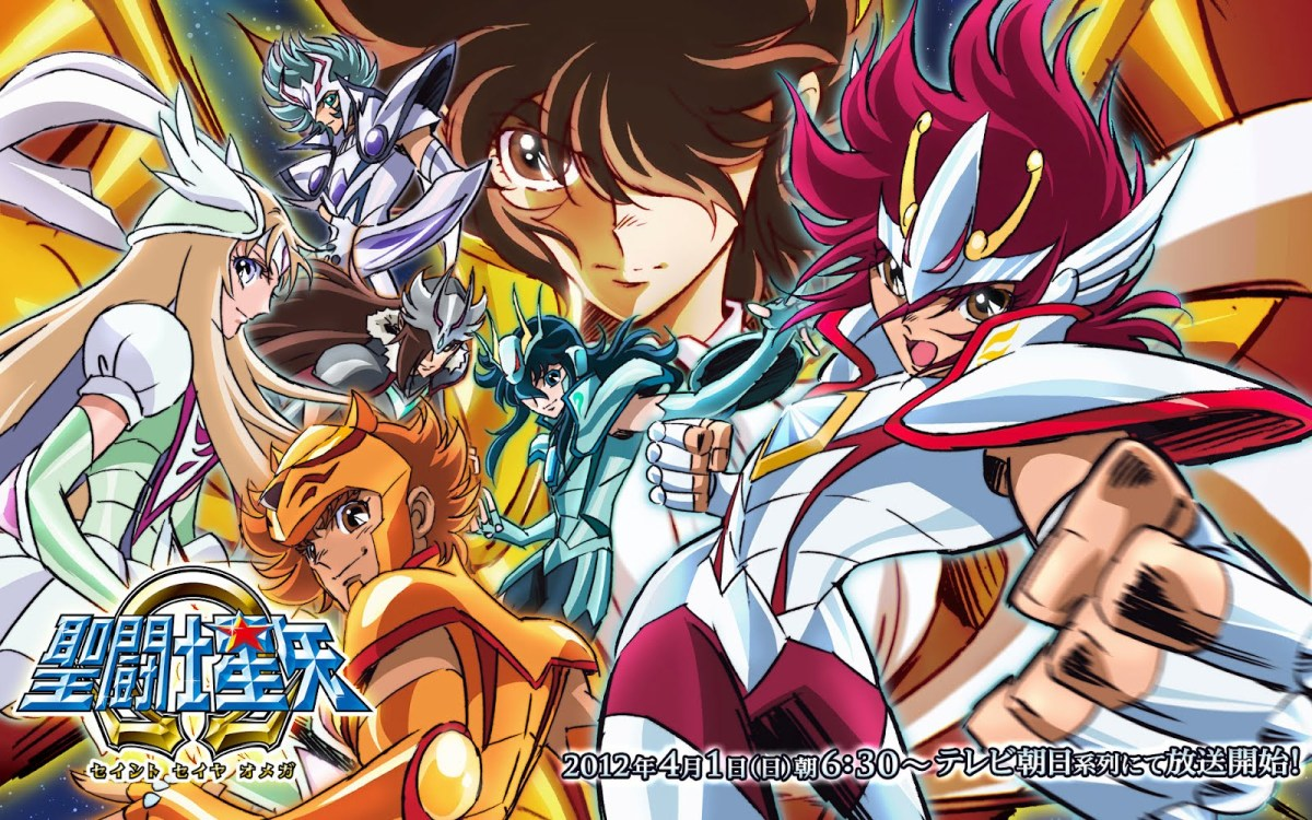Saint Seiya Omega First Impression