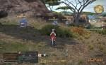 Final Fantasy XIV: A Realm Reborn - Pugilist's weapon skill : Bootshine