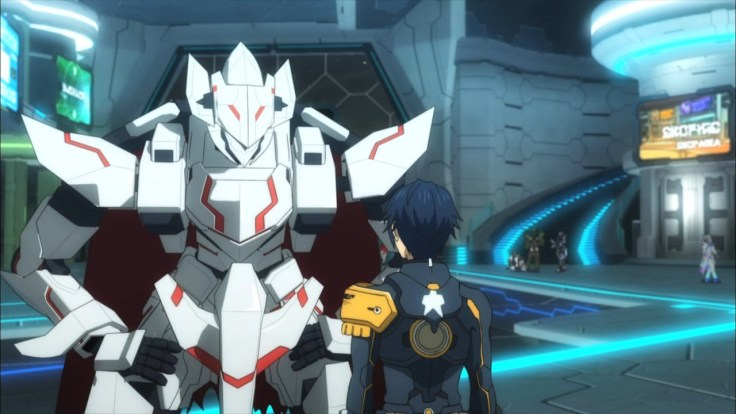 Phantasy Star Online 2 The Animation - 07