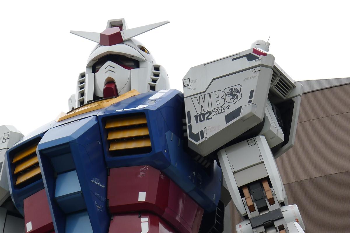 Tokyo Day 2 - Daiba